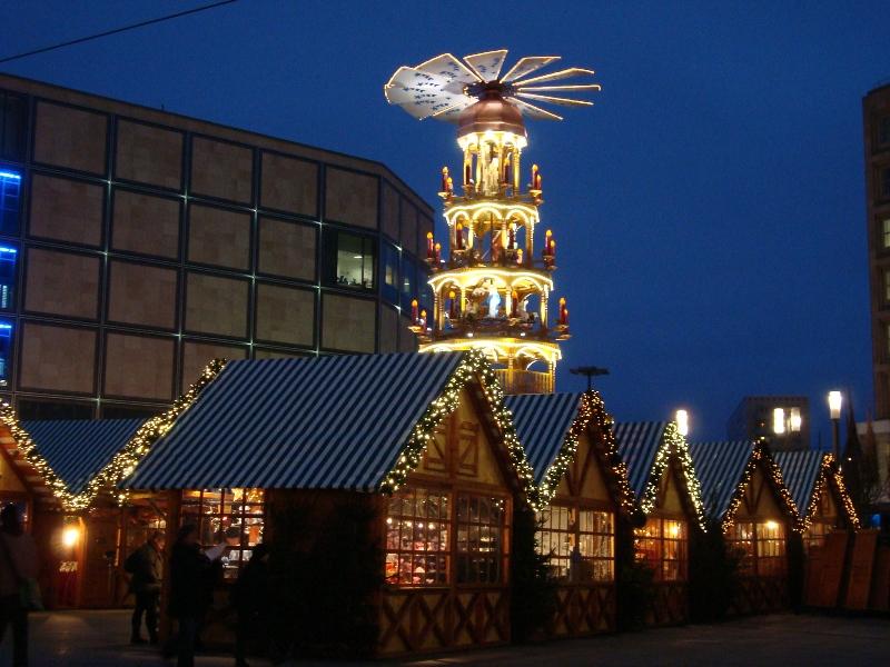 Berlin pred novu godinu