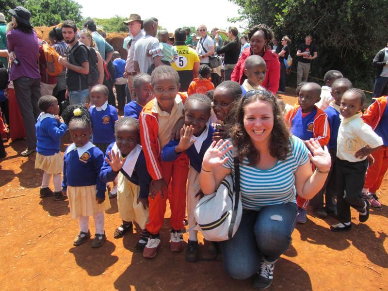 Deca iz Najrobija