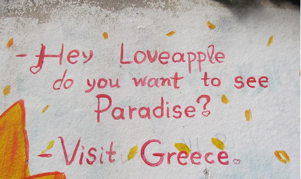 Athens grafiti