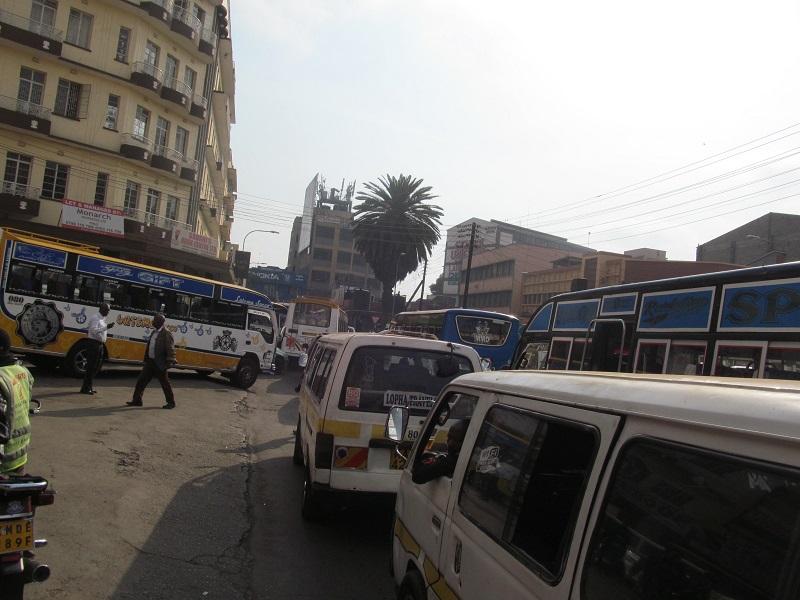 ulice grada