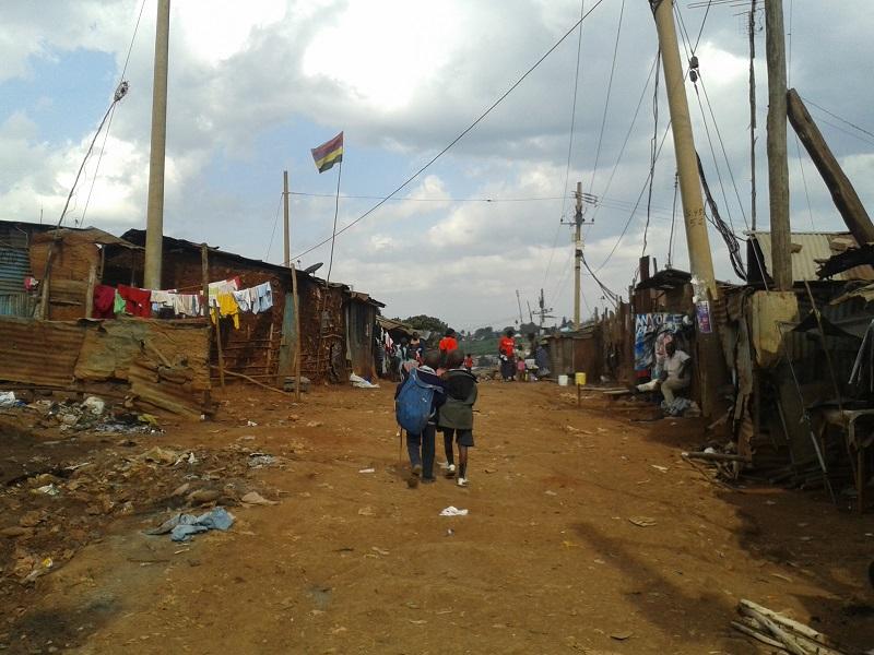 Kibera-decaizskole