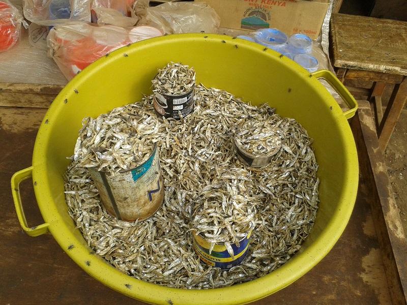 Kibera-hrananaulici