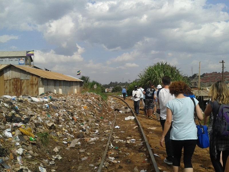 Kibera-pruga