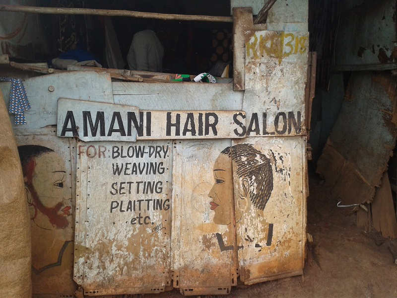 Kibera-salon
