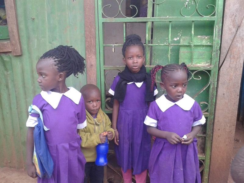 kibera-devojcice