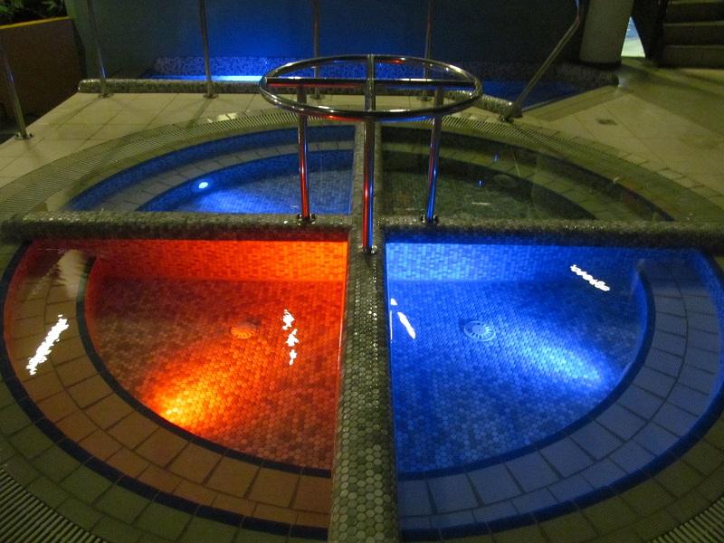 Topao-hladan bazen