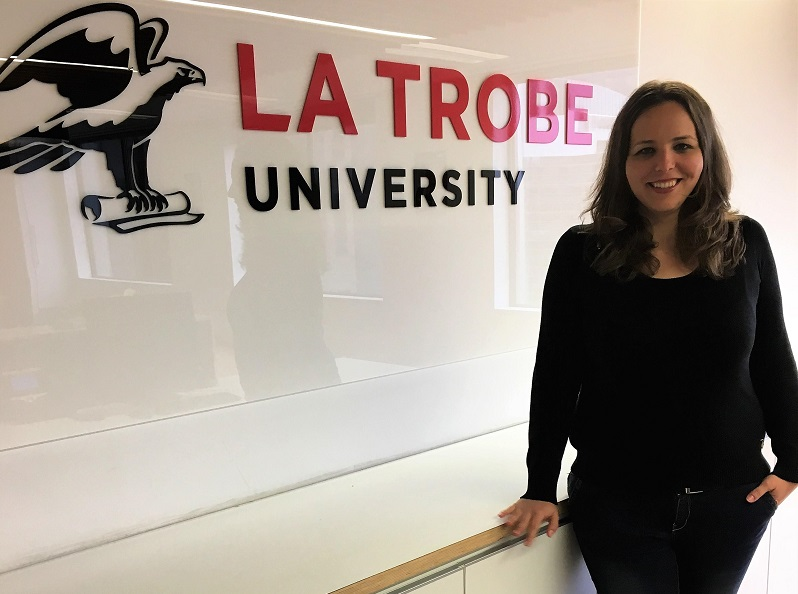 Studiranje u Melburnu La Trobe Ana Asanovic