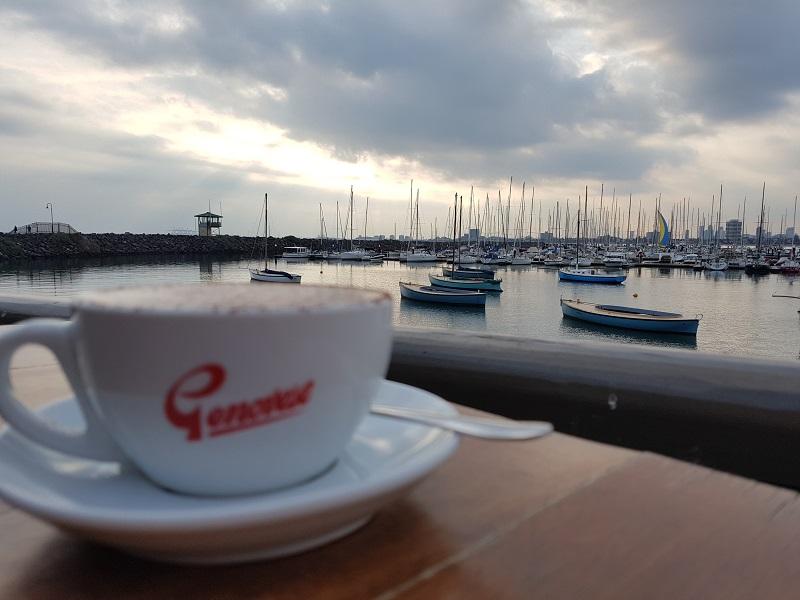 Kafa u Melburnu Utisci sa putovanja