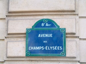 Čuvena pariska ulica